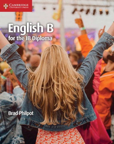 Preview English B for the IB Diploma by Cambridge University