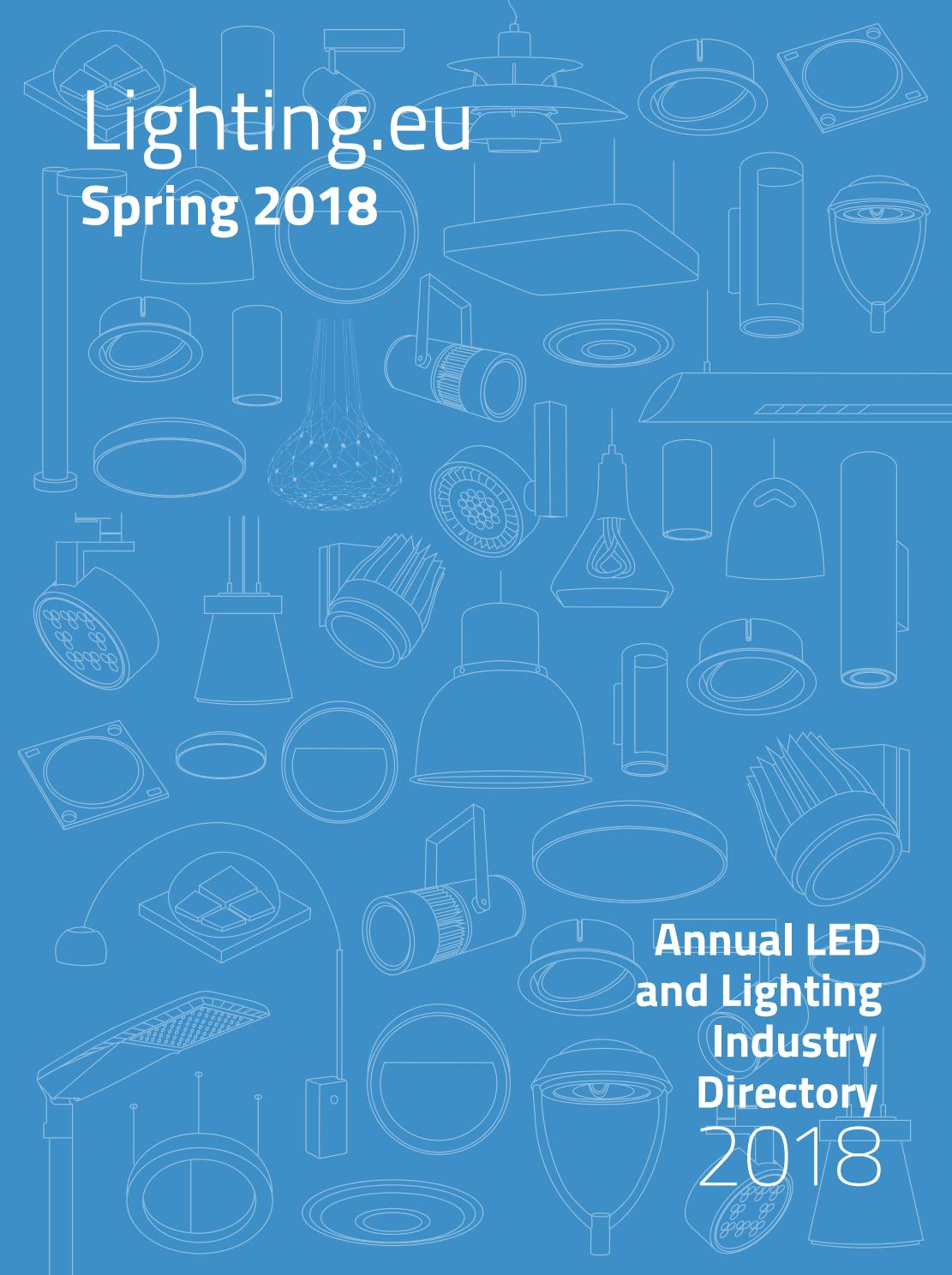 e7bb4c4dd3d Lighting.EU Spring 2018 by LIGHTING.EU - issuu