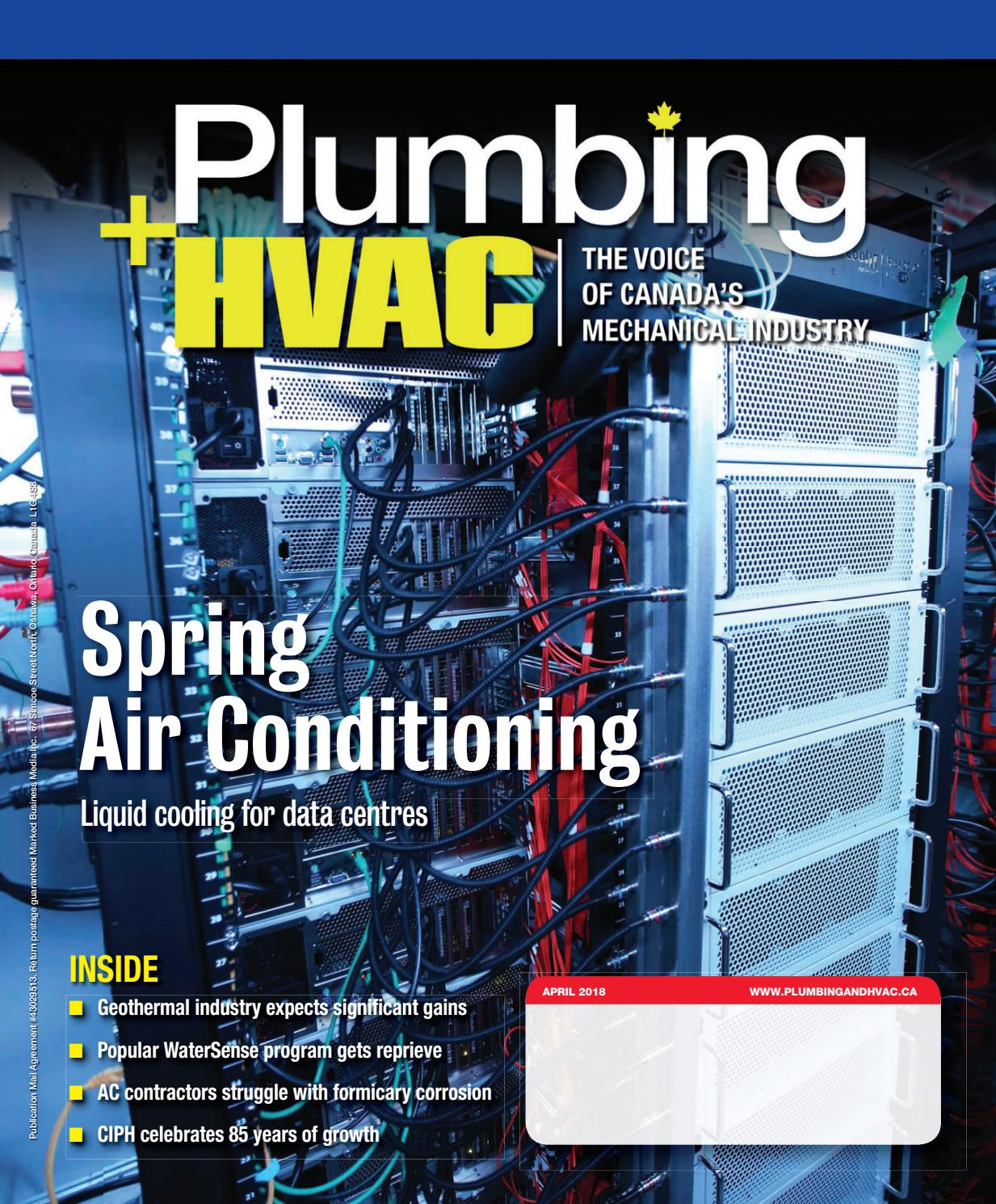 April 2018 by Plumbing and HVAC - issuu
