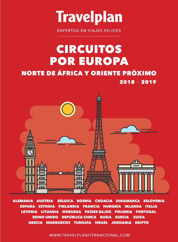 newest e48fa 39779 Catálogo de viajes. Travelplan. Circuitos desde Iberoamérica 2018-2019 by  Indesigners - issuu