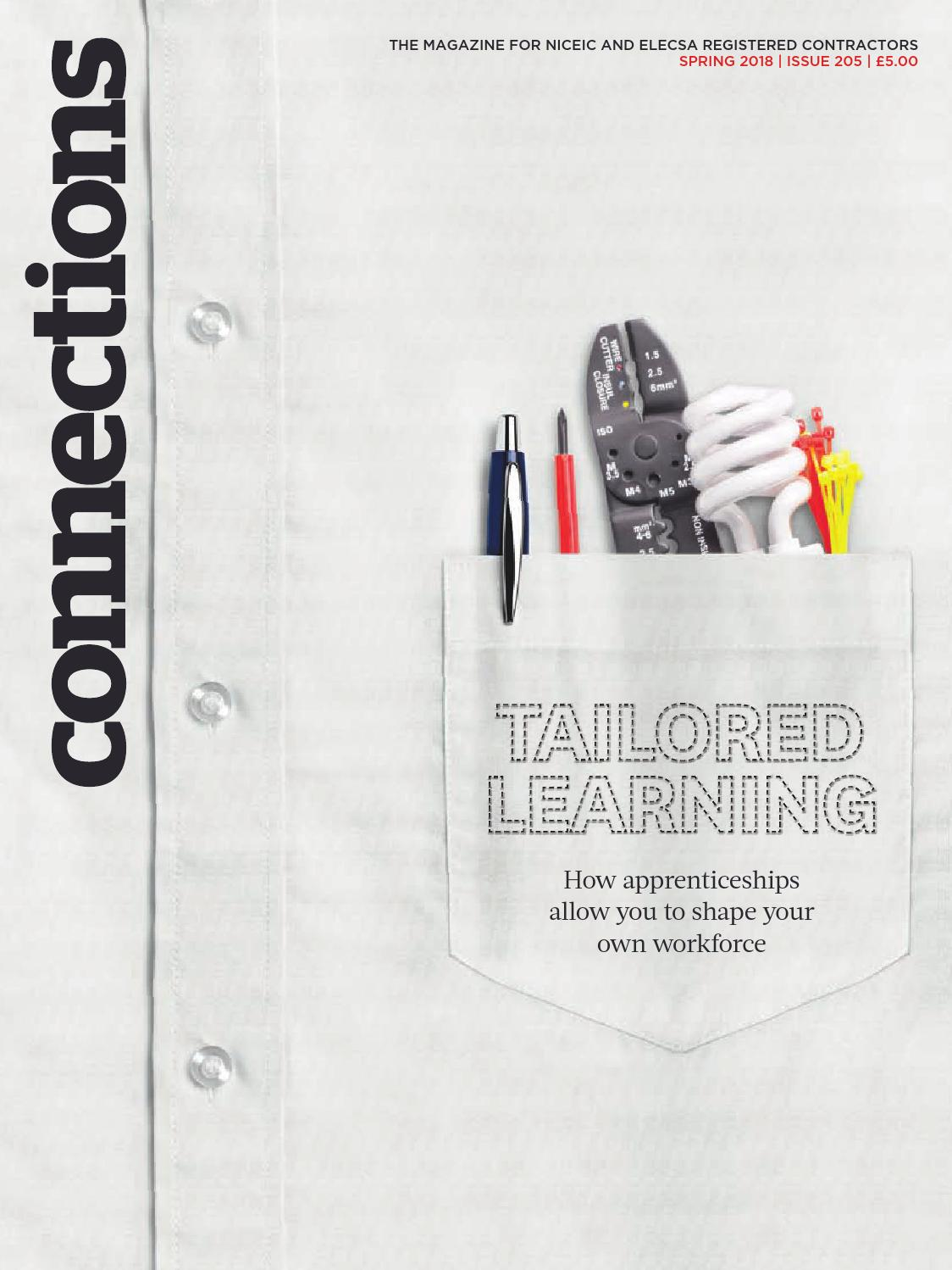 Connections Spring 2018 By Redactive Media Group Issuu Afci Keeps Tripping After Power Outage Faqs System