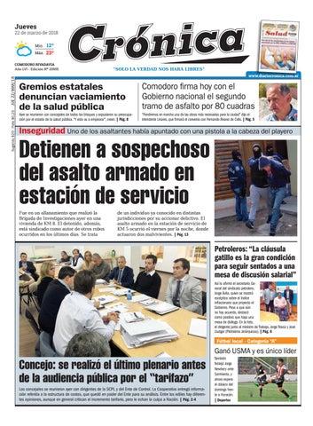 9b0e6ac272d5 65d02dd2cdb63698b351cd2f43abc093 by Diario Crónica - issuu