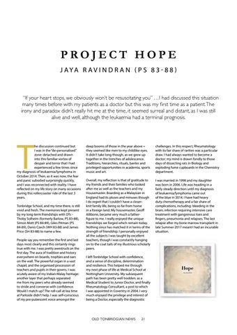 Page 21 of Project Hope