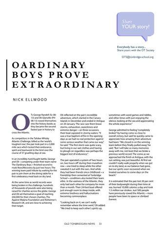 Page 33 of Oardinary Boys Prove Extraordinary
