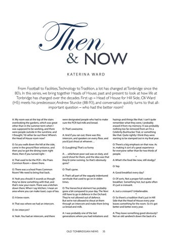 Page 35 of Hill Side: Then & Now