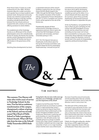 Page 8 of Tim Haynes - The Q&A