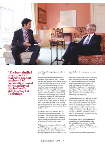 Page 9 of Tim Haynes - The Q&A