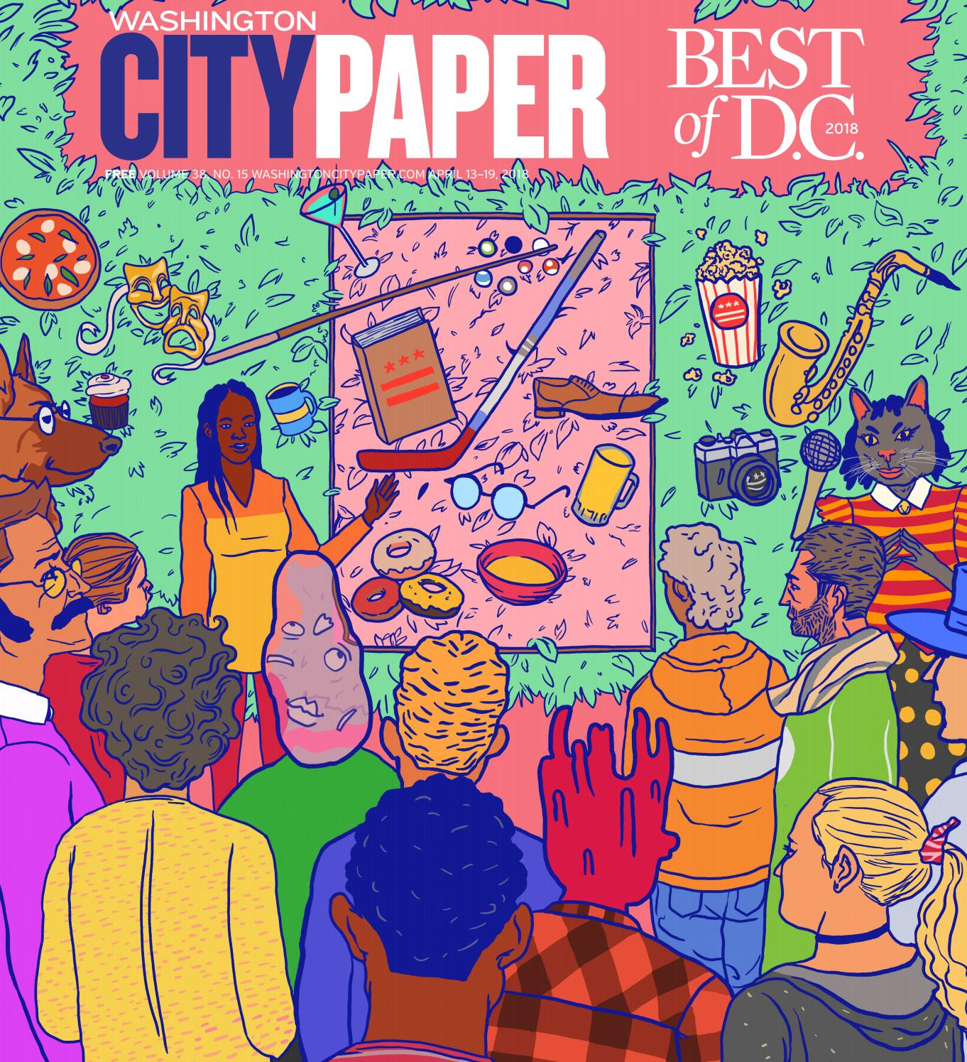 ce9e980f5 Washington City Paper (April 13, 2018) by Washington City Paper - issuu