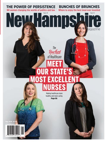 5d922642655 New Hampshire Magazine May 2018 by McLean Communications - issuu