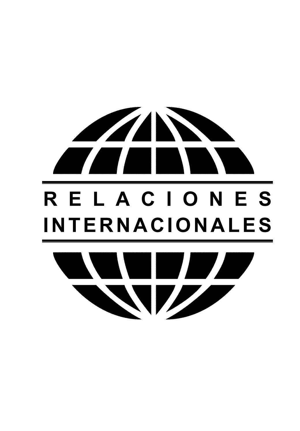 by Relaciones  Instituto Internacionales Relaciones de