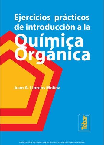 Ejercicios Practicos De Introduccion A La Quimica Organica
