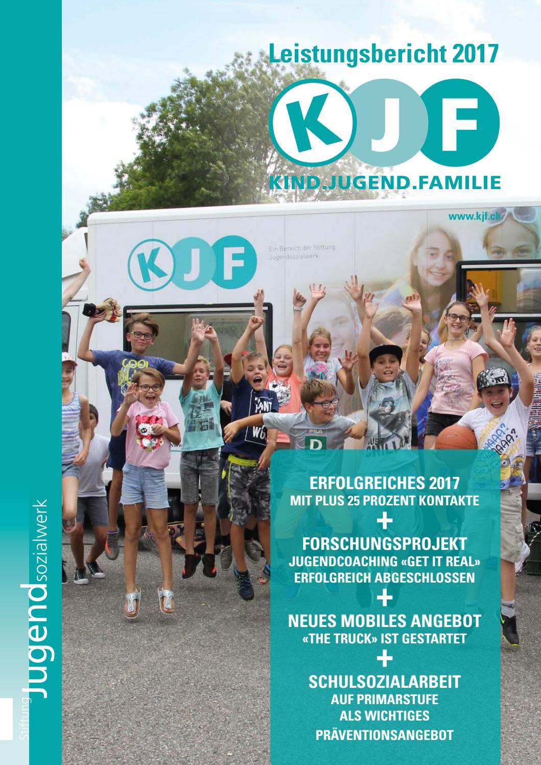 Leistungsbericht Kind Jugend Familie KJF 2017 by Thomas Furrer - issuu