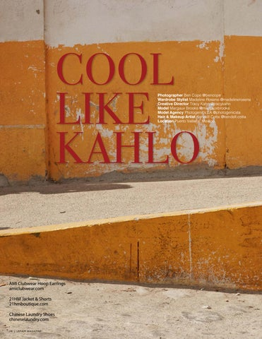 Page 14 of Cool Like Kahlo