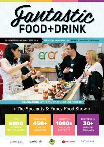 Fantastic Food+Drink 2018 Event Magazine by National Media