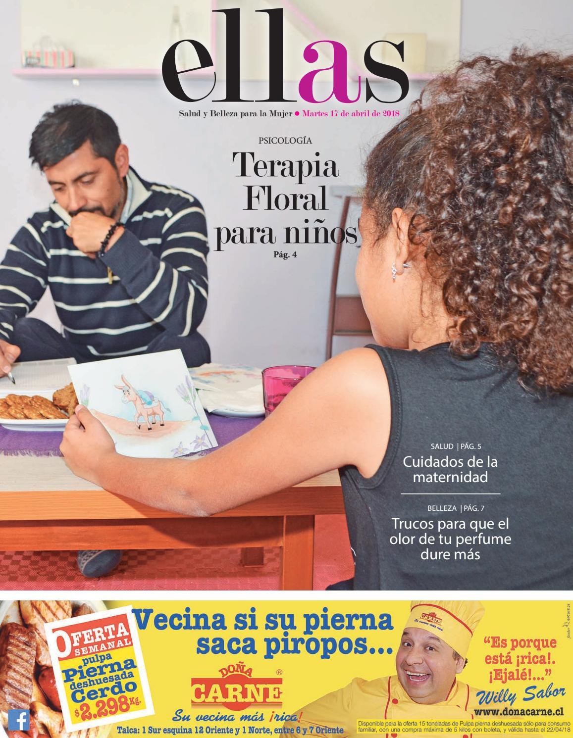 Ellas 17 04 2018 by Diario El Centro S.A - issuu