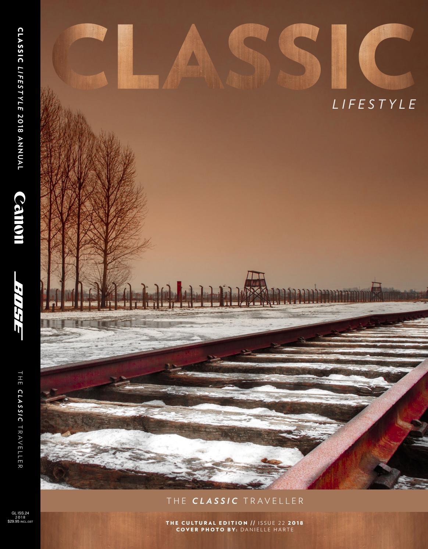 Classic Lifestyle 2017 By Magazine Issuu Lifeproof Ipad Air Fre Case 1907 02 Glacier