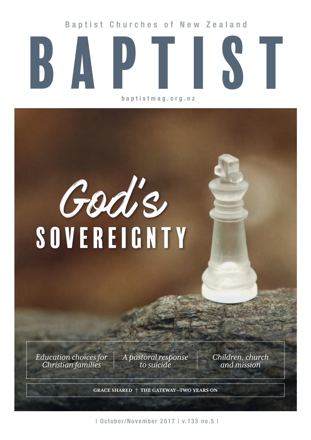 Baptist Magazine v133 n5 by Baptist magazine - issuu