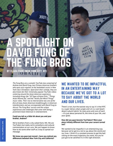 Page 4 of A Spotlight on David Fung of the Fung Bros