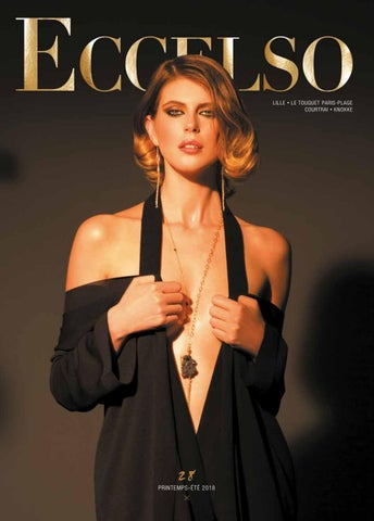 Eccelso Printemps-Eté 2018 by Eccelso Magazines - issuu 21c9f40c18b