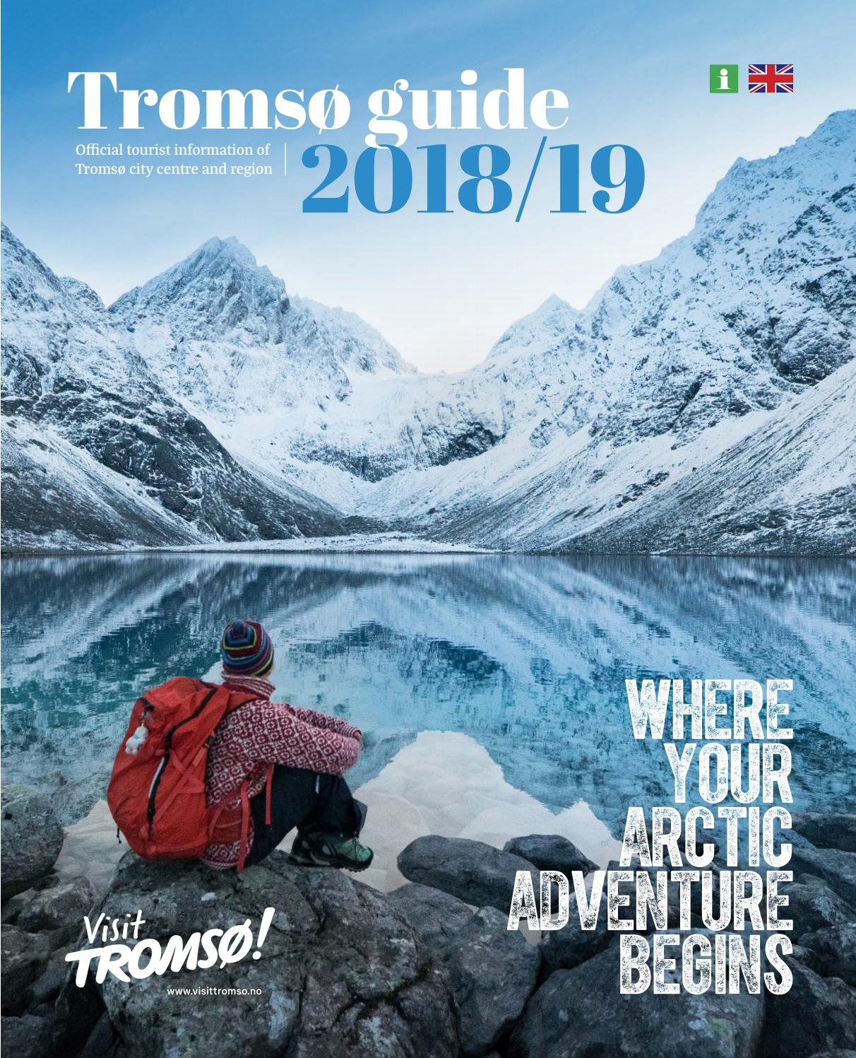 Tromsø Guide 2018/19 - Vinter by Chiligroup - issuu