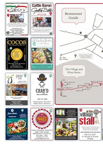 Page 12 of Restaurant Guide