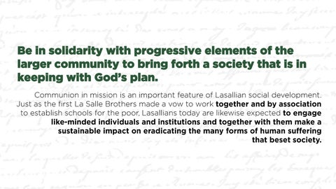 Page 24 of The Lasallian Reflection Framework