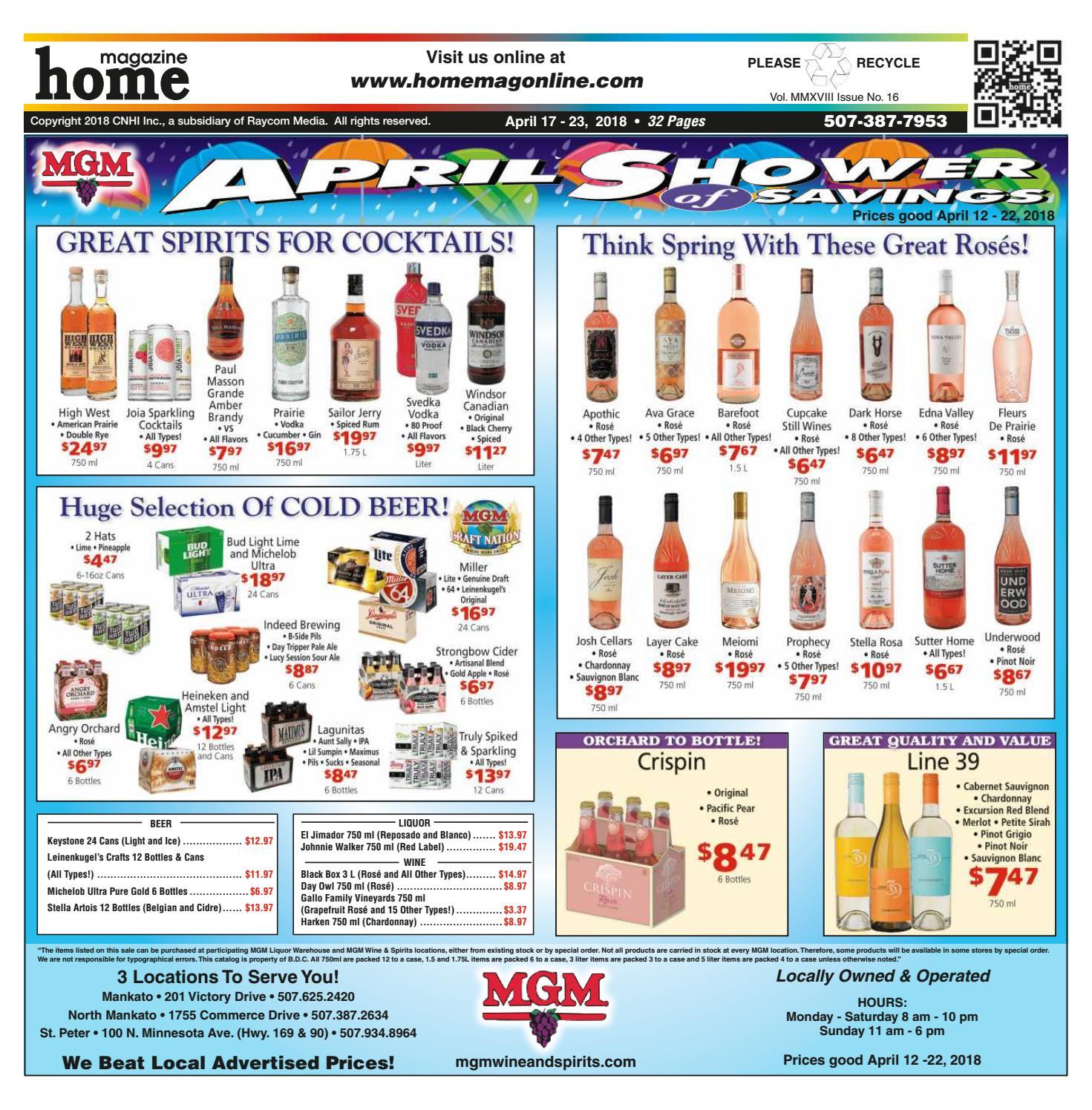 Home Magazine Issue 04/17/18 by Home Magazine Online - issuu
