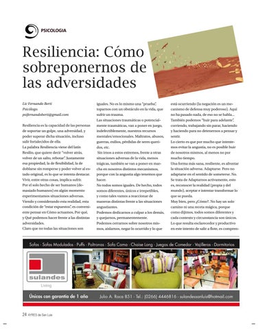 Page 24 of Resilencia