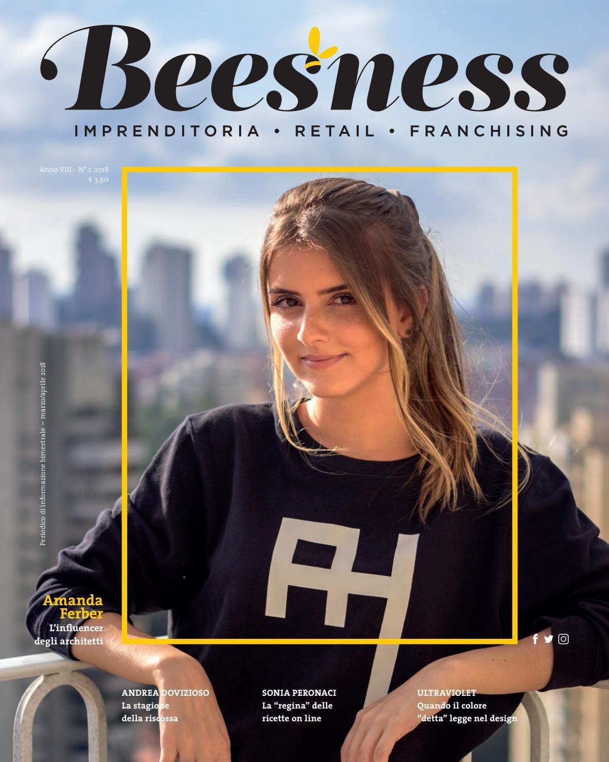 Beesness n.2-18 - Amanda Ferber by Beesness - issuu 29384e3c33a