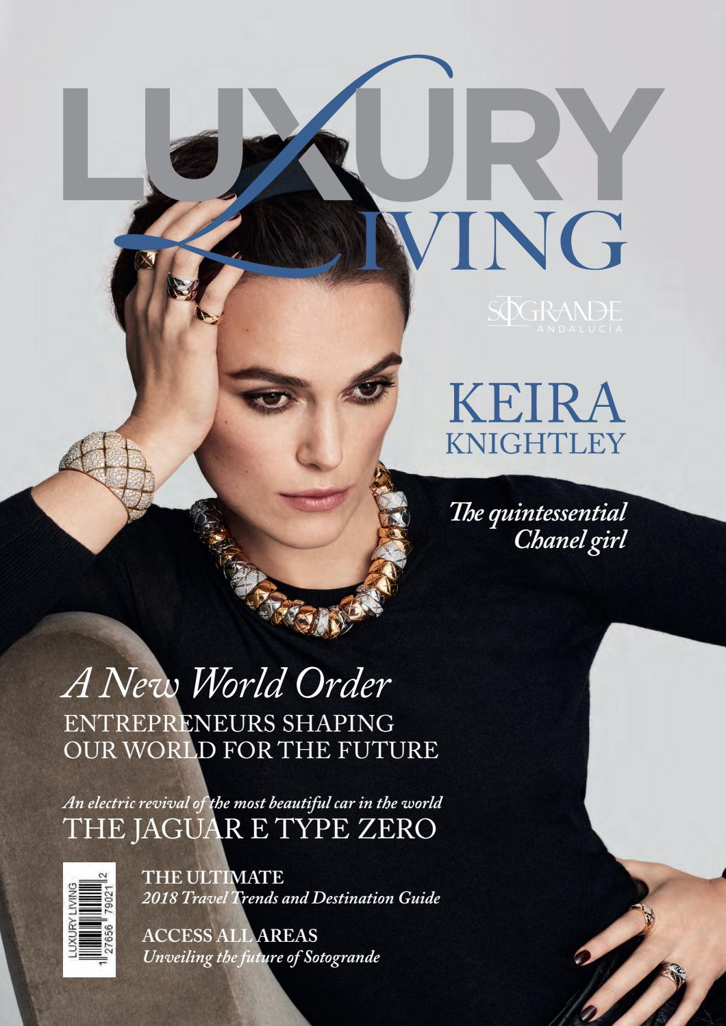 e540d42eab Luxury Living Magazine by ClearVision Marketing - issuu