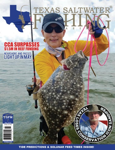 5d4a753a7182 April 2018 by Texas Salwater Fishing Magazine - issuu