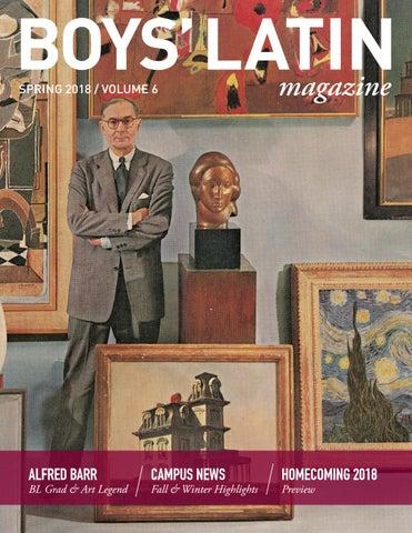 e40580b0 Boys' Latin Magazine Spring 2018 by Publications Boys' Latin - issuu