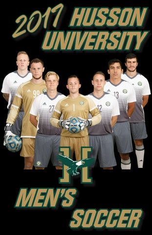 2017 Husson Men's Soccer Media Guide by Husson Eagles - issuu