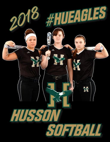 2018 Husson Softball Media Guide by Husson Eagles - issuu
