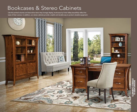Page 115 of Bookcases and Stereo Cabinets