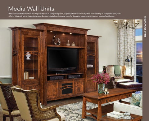 Page 93 of Media Wall Units