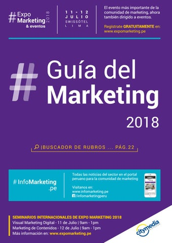 Guía de marketing 2018 by MD Group issuu