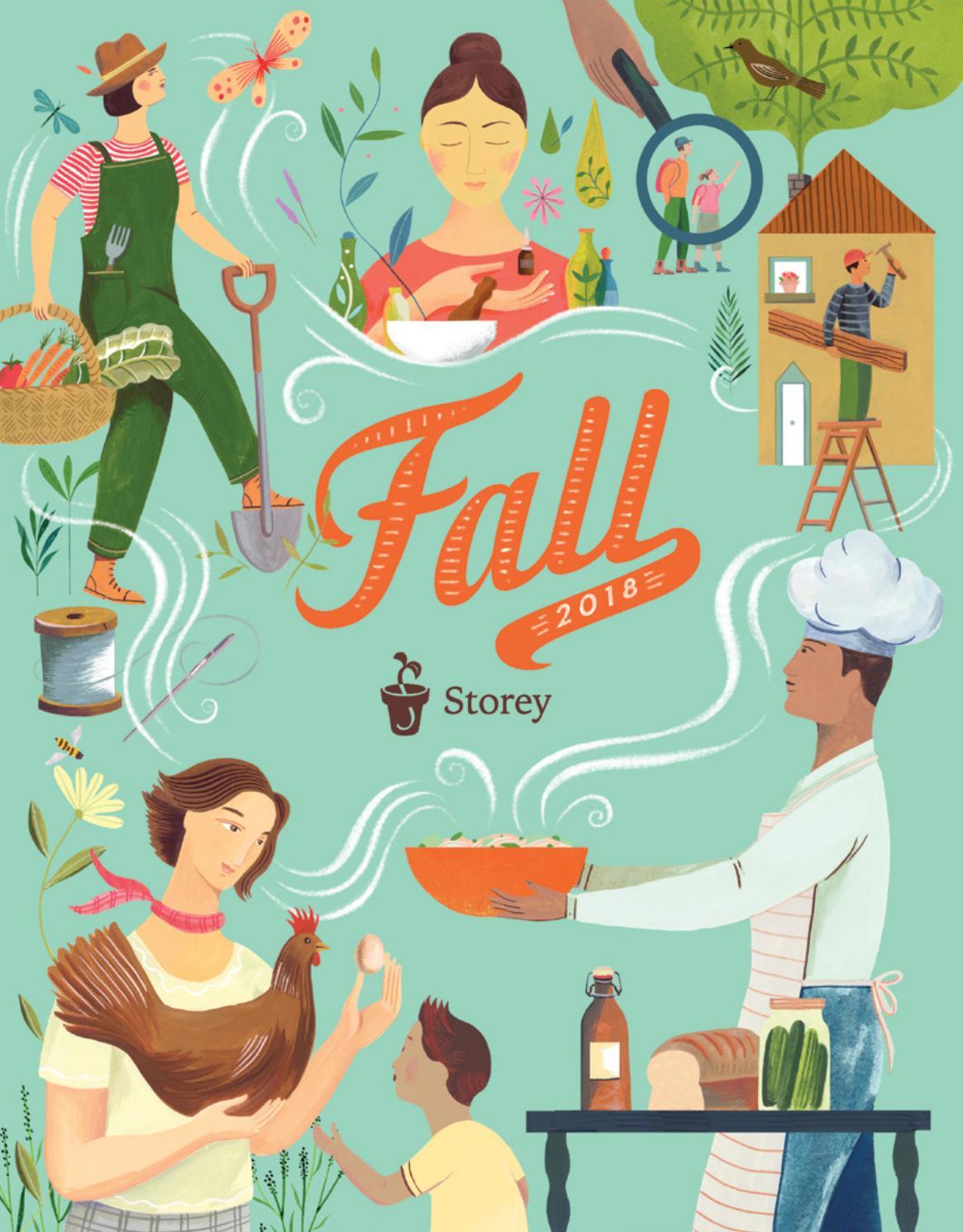 Storey Fall 2018 Catalog by Storey Publishing - issuu