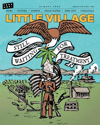 Little Village issue 241 - Apr  18 - May  1, 2018 by Little