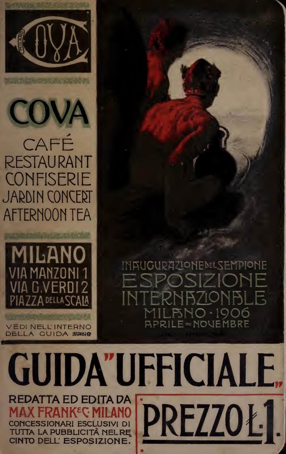 Guida ufficiale esposizione milano 1906 by Bruno Manuel dos Anjos Marques  Albano - issuu ea3812adcd5d