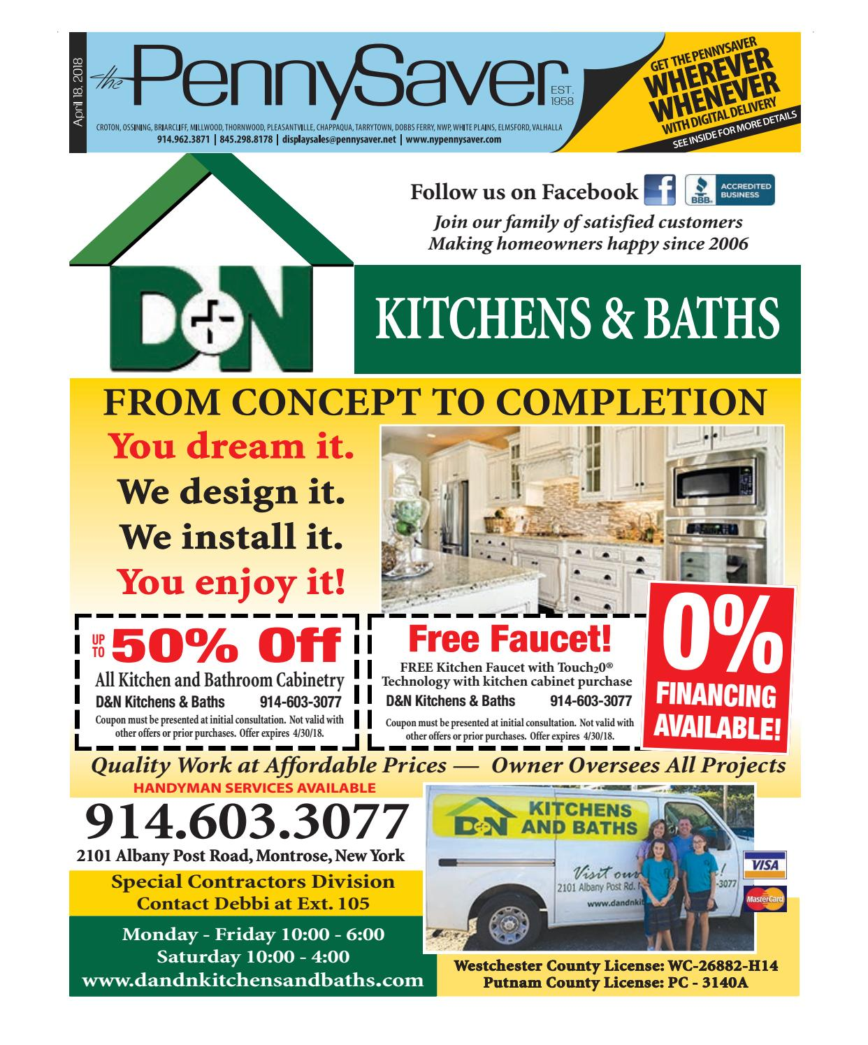 7aad0ddd Tarytown 20180418 book by nyPennySaver - issuu