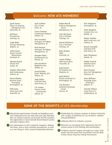 Page 11 of Welcome, New ATA Members!