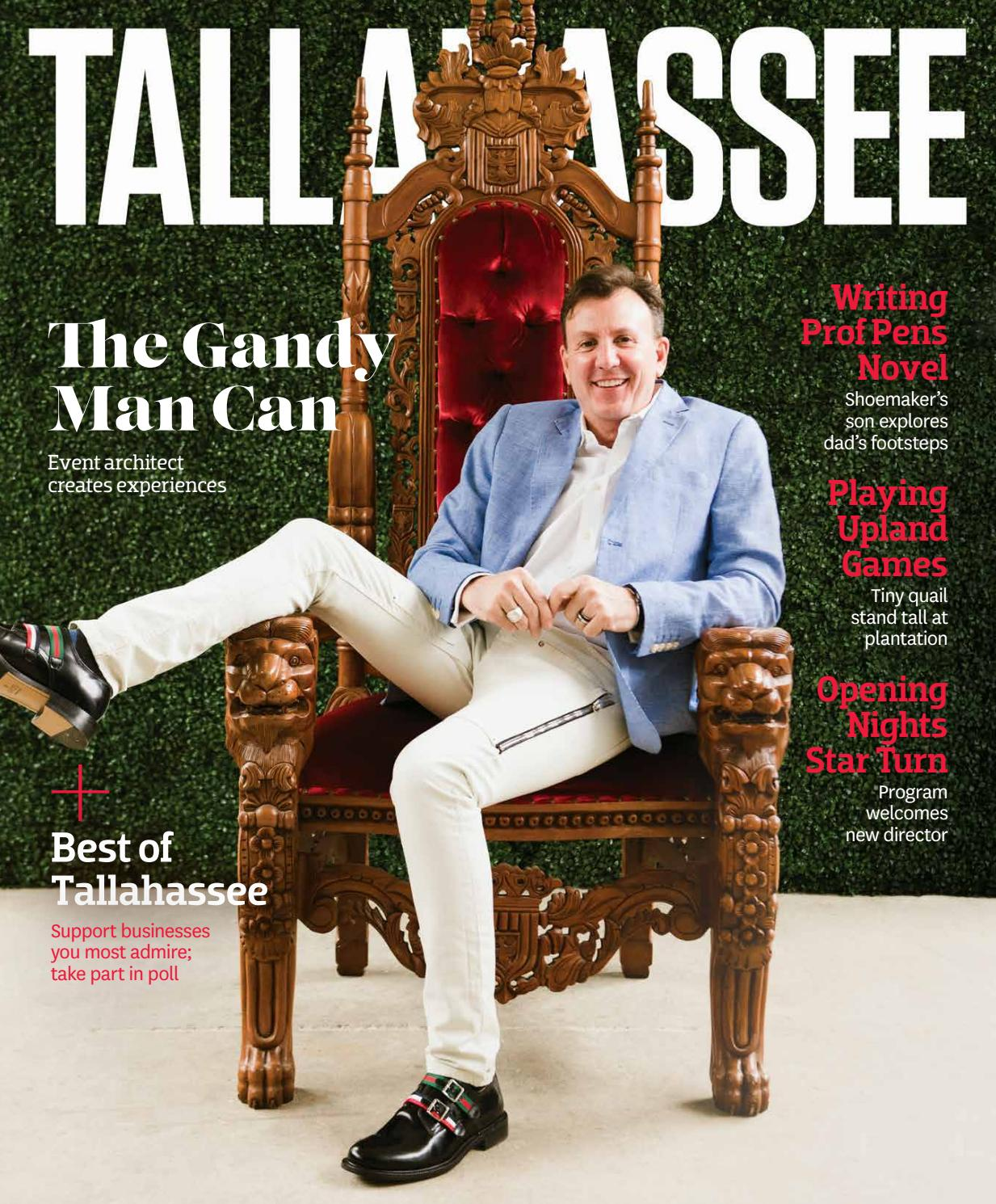 5408ce86ed4 Tallahassee Magazine - May June 2018 by Rowland Publishing