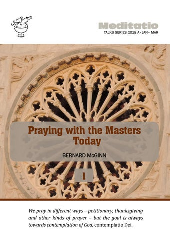 A MORNING RULE OF PRAYER BYZANTINE REFLECTIONS