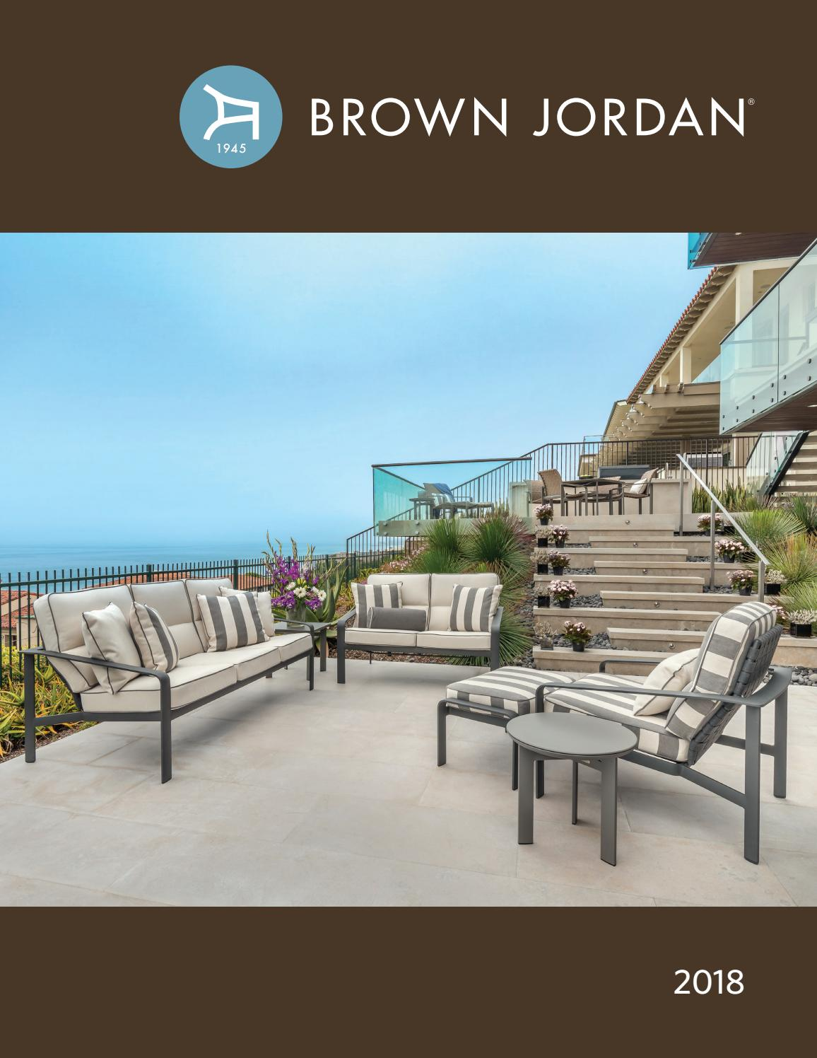 Wondrous Brown Jordan Catalog 2018 By Brown Jordan Issuu Forskolin Free Trial Chair Design Images Forskolin Free Trialorg
