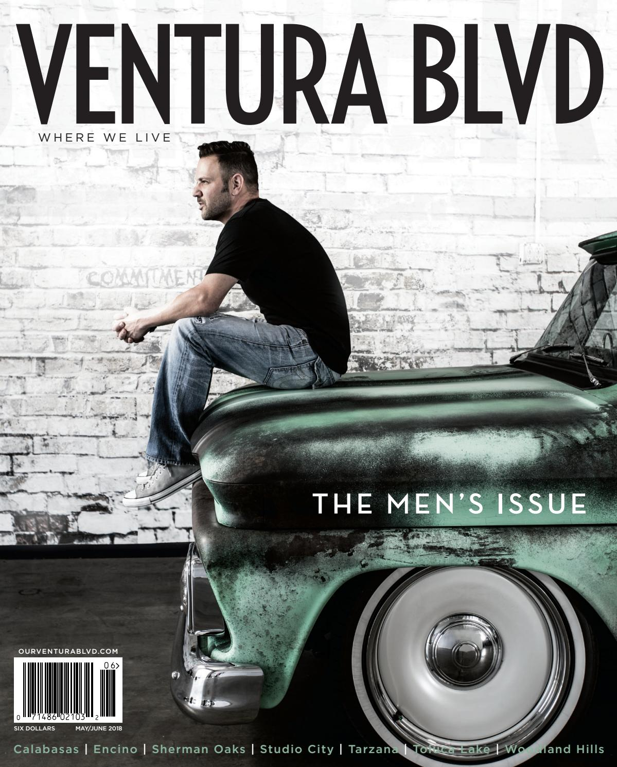Ventura Blvd Mayjune 2018 By Moon Tide Media Issuu