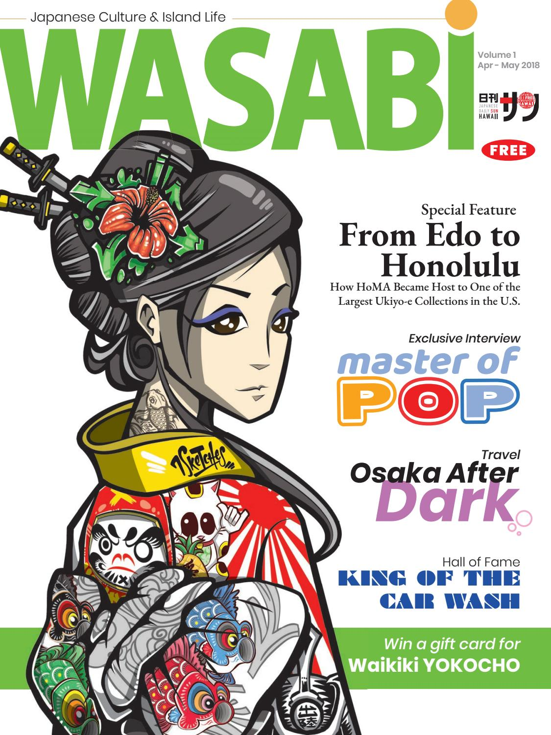 Wasabi01 issue