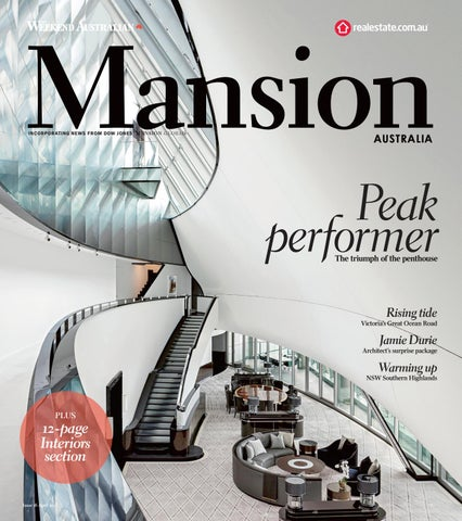 Mansion Magazine April Edition By The Australian Issuu