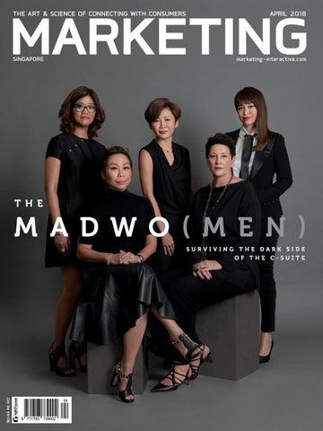 Marketing magazine Singapore, April 2018