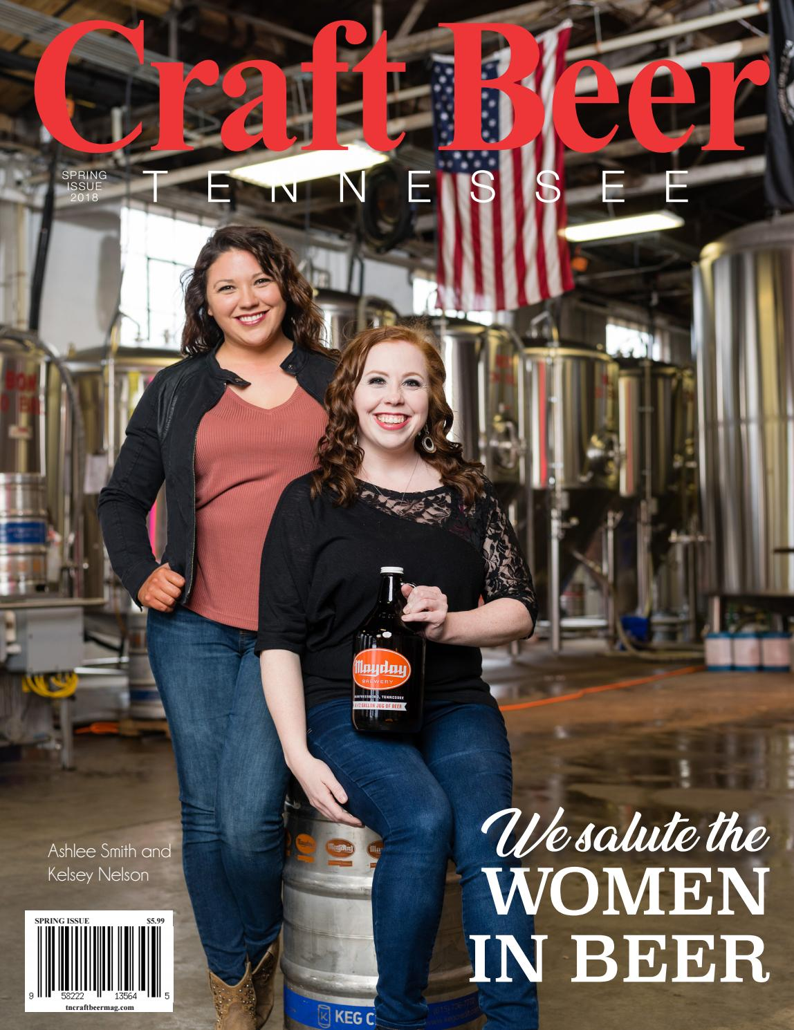Tennessee Craft Beer Magazine Spring 2018 By Tn Craft Beer Mag Issuu
